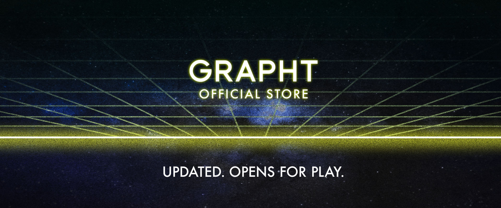 GRAPHT「UPDATED OPENS FOR PLAY」