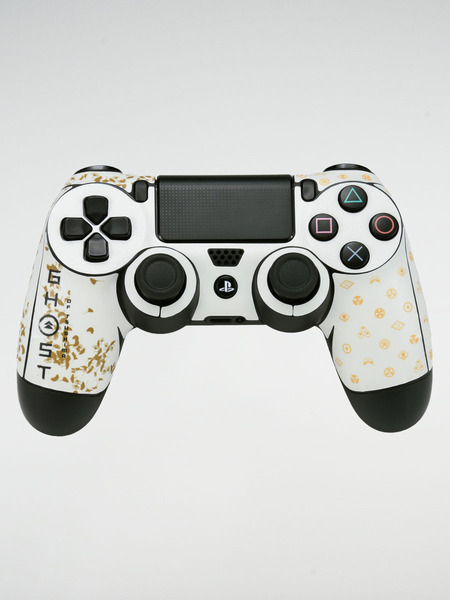 Ghost of Tsushima スキンシール for DUALSHOCK4
