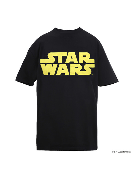 Star Wars-TEAM GRAPHT Tee-BK